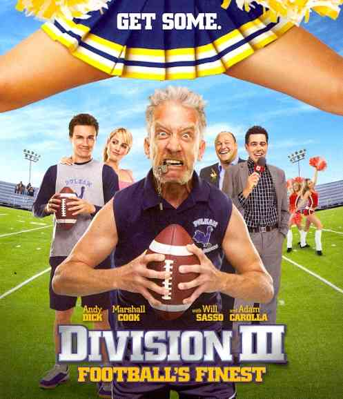 DIVISION III:FOOTBALL'S FINEST BY DICK,ANDY (Blu-Ray)