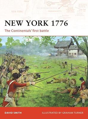New York 1776 By Smith, David/ Turner, Graham (ILT)